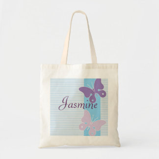 Personalised Bag - Butterflies