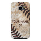 Personalised Baseball Phone Cases Tough Galaxy S6