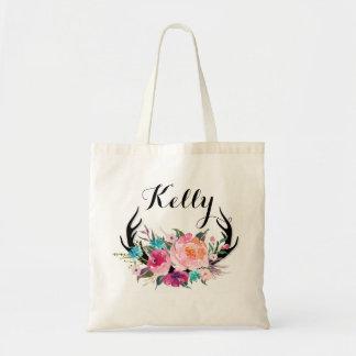 Personalised Bridesmaid Tote Bag