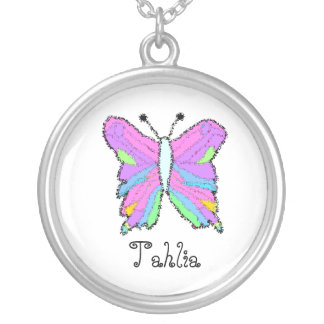 Personalised Butterfly Jewelry