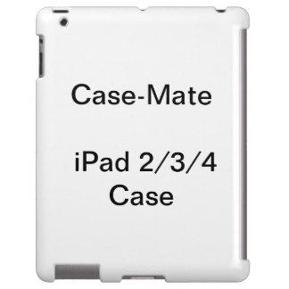 Personalised CaseMate iPad 2, 3, & 4 Case iPad Case