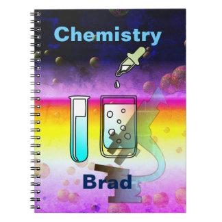 Personalised Chemistry NoteBook