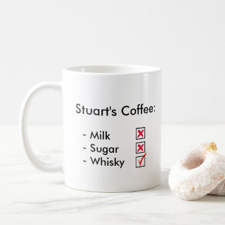 Personalised Coffee Mug - Novelty
