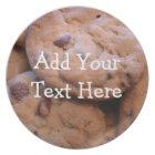 Personalised Cookie Plate