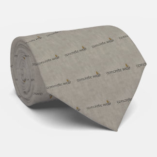 Personalised Cool Concrete Wear Urban Bird Tie