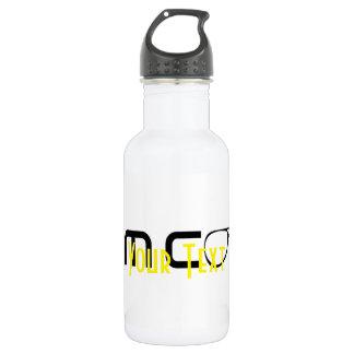 Personalised Cool Water Bottle