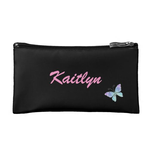 Personalised Cosmetic/Purse/Money Bag (Any Name!) Cosmetic Bags