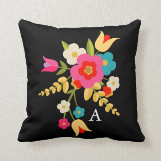 Personalised | Country Floral Cushion