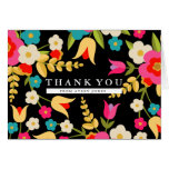 Personalised | Country Flowers Note Card