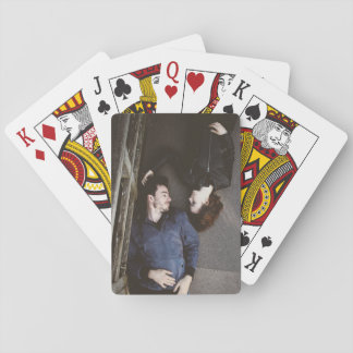 Personalised Couple Photo Playing Cards