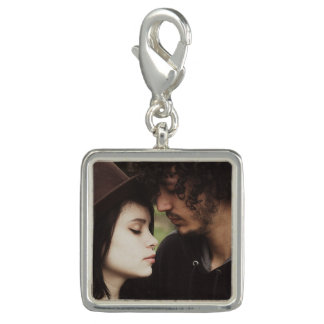 Personalised Couple's Photo  Charm
