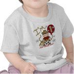Personalised Cowboy 1st Birthday Tshirt