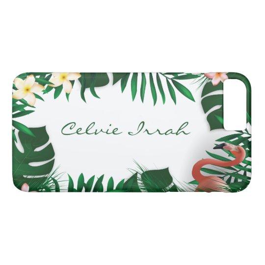 Personalised Custom Tropical Frame | Phone Case
