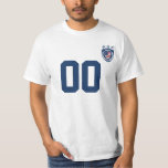 Personalised & Customised USA Sport Jersey T-Shirt
