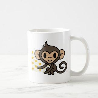 *!PERSONALISED!* cute monkey Coffee Mug