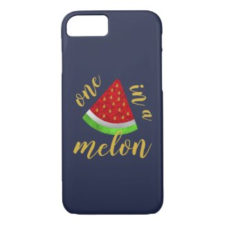personalised cute texture watermelon Iphone case