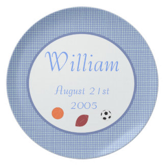 Personalised Decorative Plate
