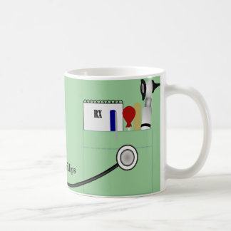 Personalised Doctor Mug