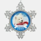 Personalised Dog Ornaments | Photo Christmas