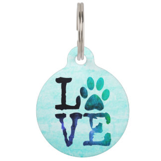 Personalised Dog Tag  Name Address & Phone Number Pet Name Tag