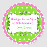 Personalised Doodle Frame Stickers