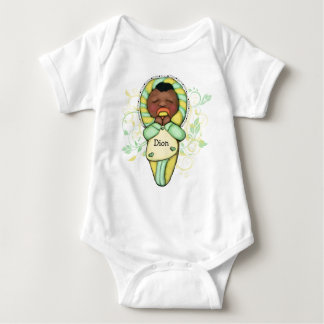 Personalised Ethnic Baby Tees
