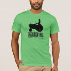 Personalised Farm Tractor This is How I ROLL T-Shirt