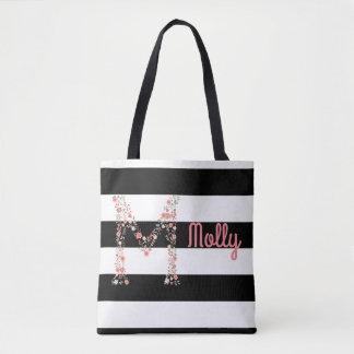 Personalised floral Bag