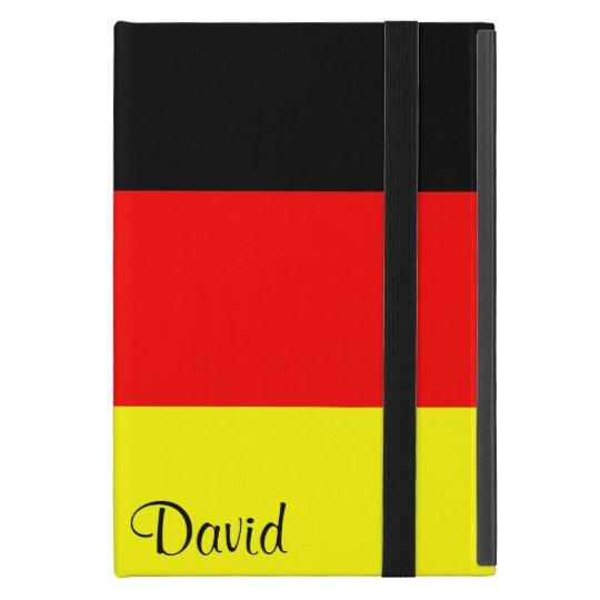 Personalised German Flag iPad Mini Case