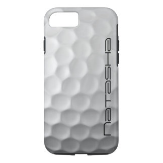 Personalised Golf Ball iPhone 7 case