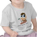 Personalised Golfer Golfing Kids T-shirt