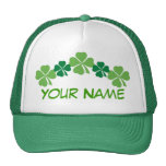 Personalised Green St Patricks Day Hat