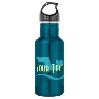 Personalised Gym Workout Yoga Water Bottle