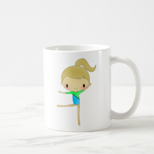 Personalised Gymnastics accessories Coffee Mug