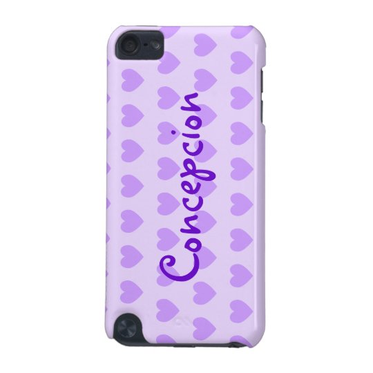 Personalised Heart Pattern Speck Case