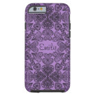 Personalised Hearts iPhone 6 Tough Case