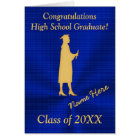 Personalised High School Graduation Cards for Her