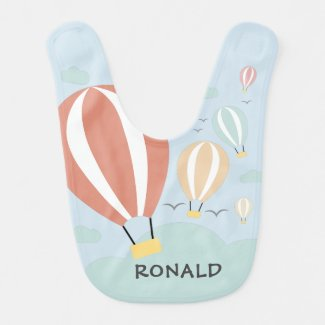 Personalised Hot Air Balloons