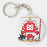 Personalised Ice Hockey Jersey R