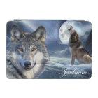 Personalised/iPad mini Cover/Wolf iPad Mini Cover