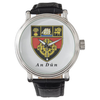 Personalised Irish County Men's Watches Co.Down.