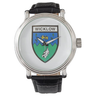 Personalised Irish County Men's Watches Co.Wicklow