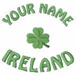 Personalised Irish shamrock