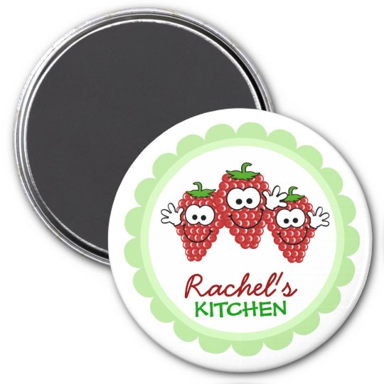 Personalised Kitchen Magnets