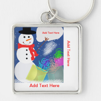 Personalised Large Keychain for Young Kids