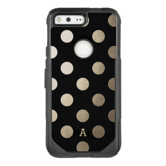 Personalised | Luxe Dots OtterBox Commuter Google Pixel Case