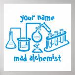 Personalised Mad Alchemist