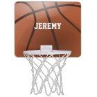 Personalised Mini Basketball Hoop