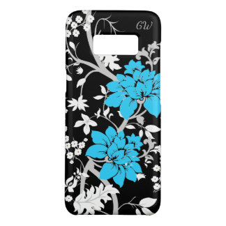 Personalised Modern floral Case-Mate Samsung Galaxy S8 Case