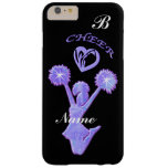 Personalised, Monogram Cheerleader iPhone Cases Barely There iPhone 6 Plus Case